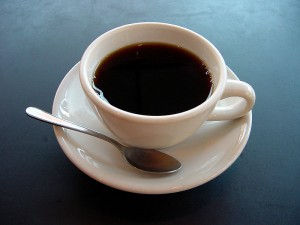 Perfect cup of coffee