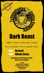 Louisiana Coffee Company dark roast