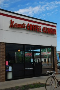 Norma's Coffee Corner location