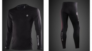 Virus Introduces coffee-lined sportswear