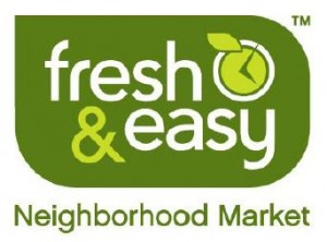 fresh and easy market logo