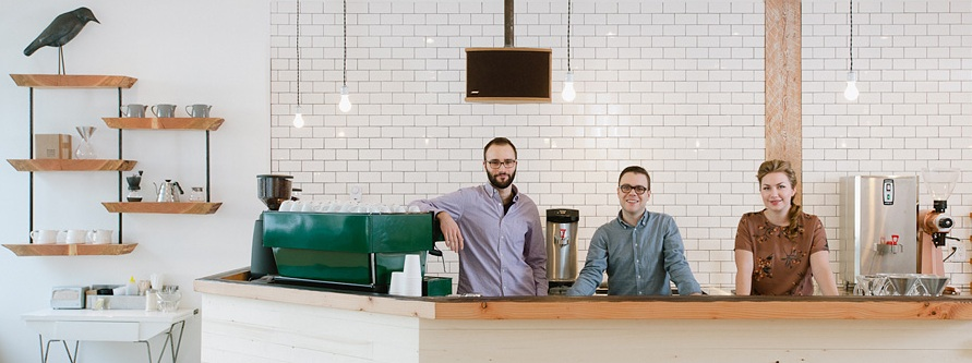 Matchstick Coffee in Vancouver roaster retailer