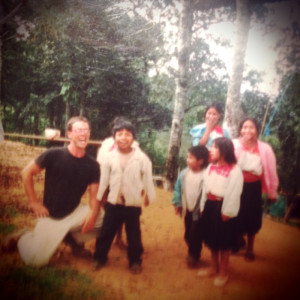 Earley's first trip to Chiapas