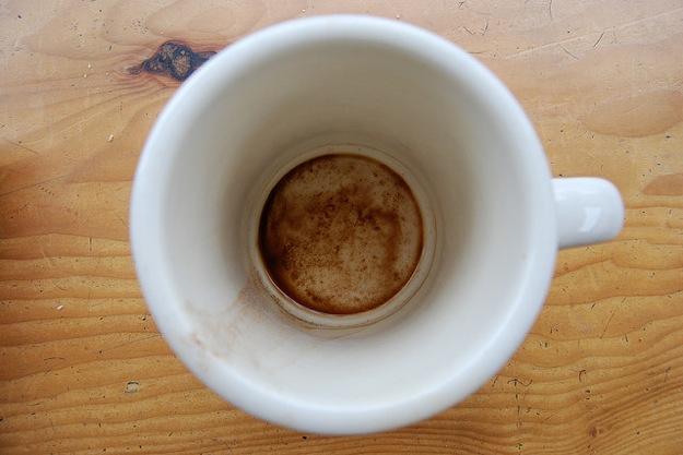 Empty Coffee Mug Daily News By Roast Magazine