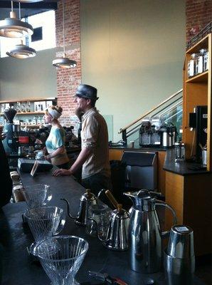 caffe vita opens in Silver Lake