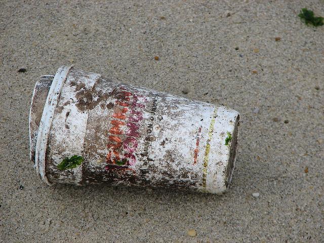 Portland may ban polystyrene cups