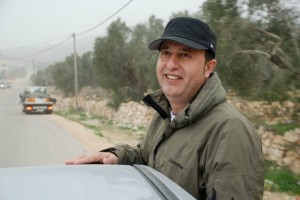 Nasser Abufarha in Palestine fair trade