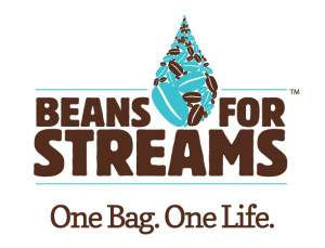 Just Love Coffee and Water Step Launch Beans for Streams