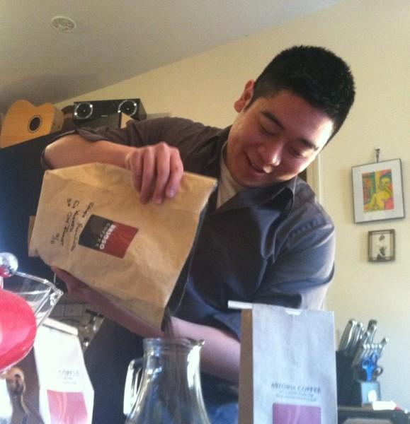 ohio couple plans to open astoria coffee shop