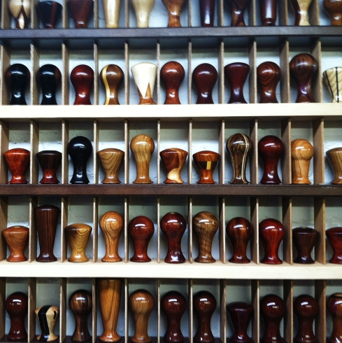 Dana Paul Custom Tampers