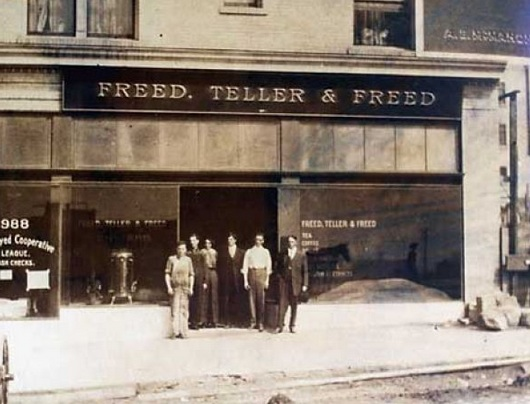 Freed's Coffee closing in san francisco