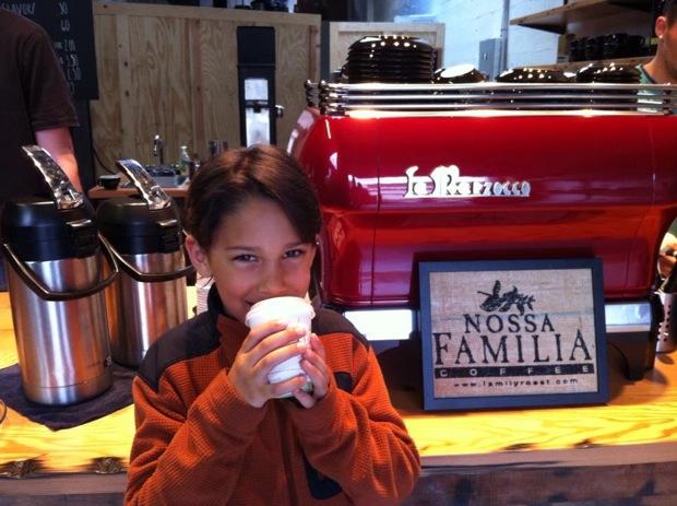 nossa familia opens portland coffee bar