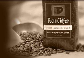 Caribou stores converting to Peet's