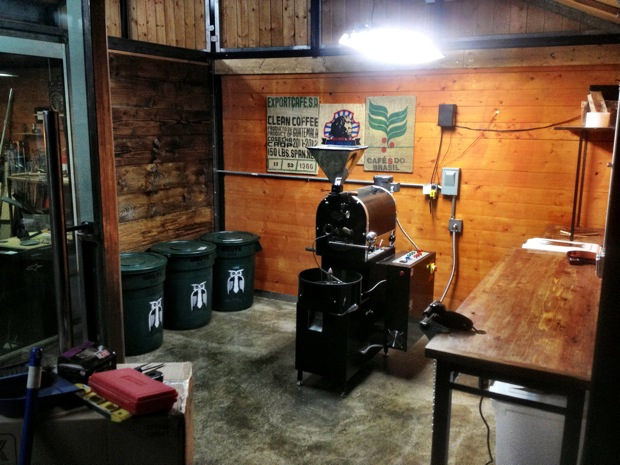 James coffee roasters U.S. roaster corp roaster