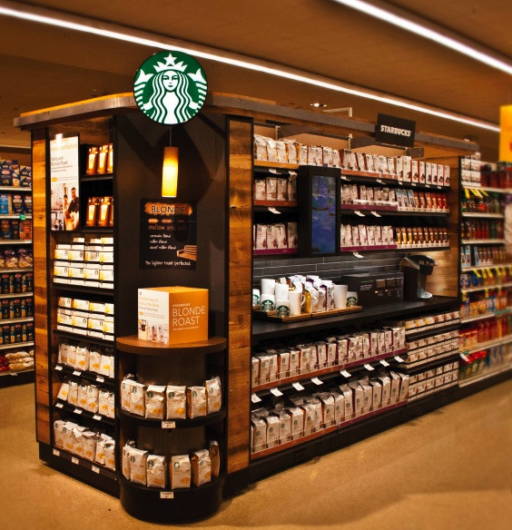 Starbucks signature aisles coming to grocery stores