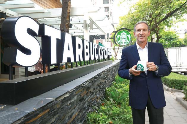 Starbucks opening Thailand Community Store