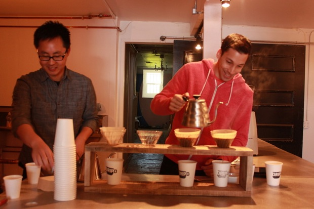 Drip'd Coffee opens in San Francisco's Inner Sunset