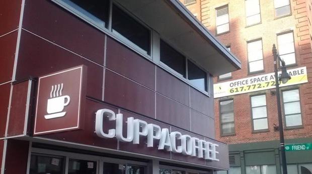 Cuppa Coffee opens in Boston
