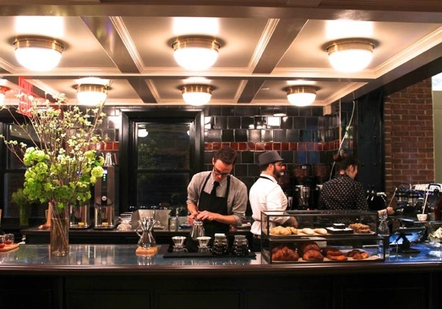 First look intelligentsia at new york 39 s high line hotel for Hotel dauly bron