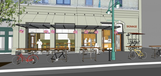 Alterra coffee shop coming to third ward