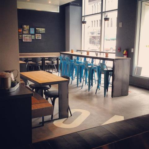 Novo coffee opens new coffee bar