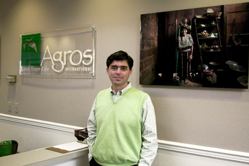 Hans theyer appointed as executive director of fairtrade america