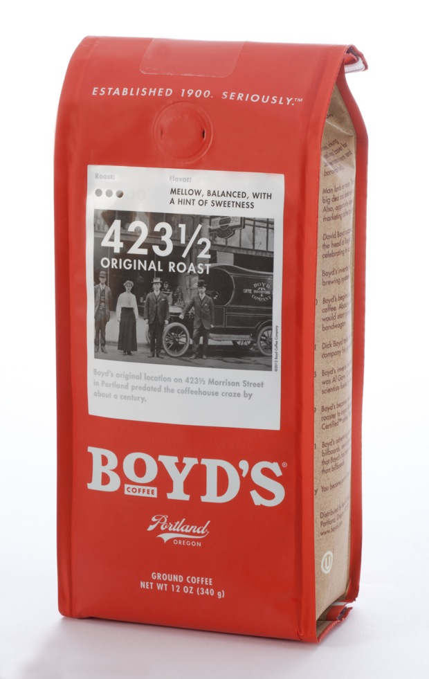 Boyds Coffee Company Portland Or