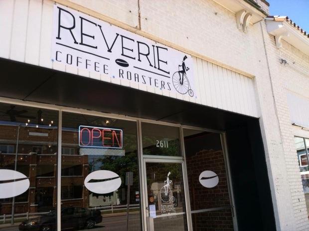 Reverie Coffee Roasters opens in Wichita