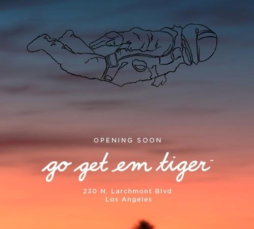 G&B to Open New Los Angeles Coffee Bar, Go Get Em Tiger