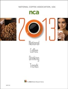 coffee consumer trends report 2013