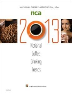 coffee consumer trends report 2013