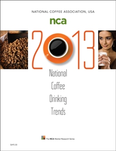 NCA Releases 2013 Coffee Consumer Trends Report