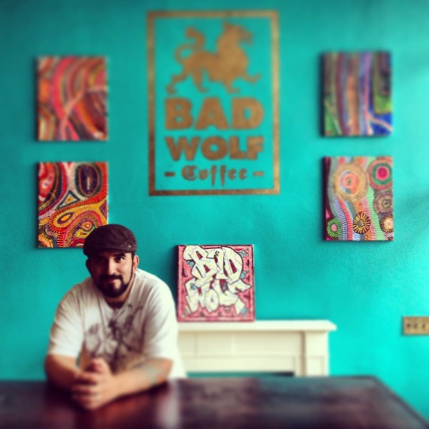 Bad Wolf Coffee open in Lakeview Chicago