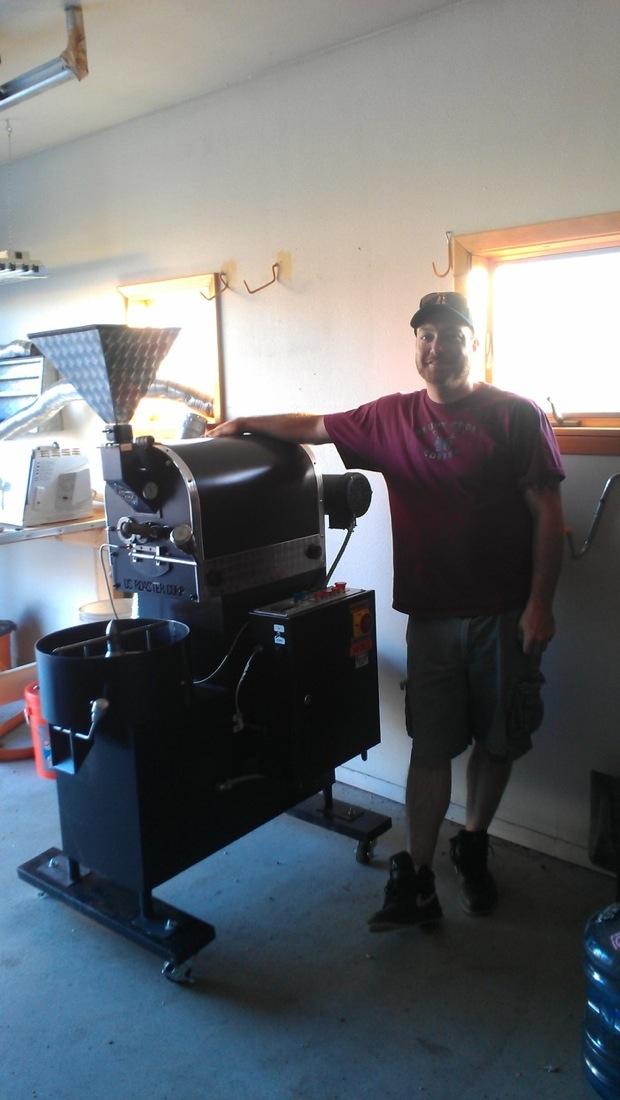 Blunt Bros. hopes to raise money for bluntmobile espresso truck