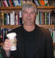 java jacket and history of coffee sleeve art