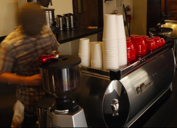 baristas and beverage professionals working for fair wages