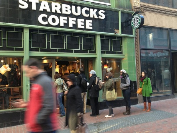 Starbucks' Social Environments Beat Independents in Boston, Anthropologists Say