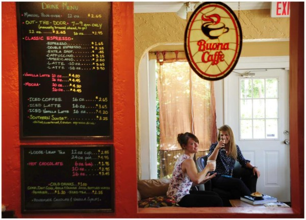Augusta's Buona Caffe opens retail bar