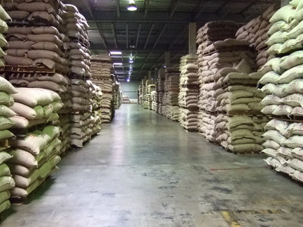 Coffee Warehouser Continental Terminals Investing Big In