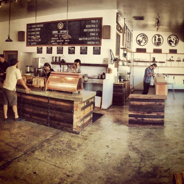 Insight's flagship roastery and coffee bar. Facebook photo by Insight Coffee.