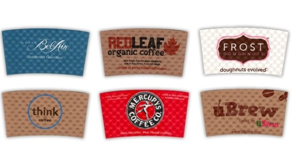 The History of the Coffee Sleeve, Practically a Work of Art