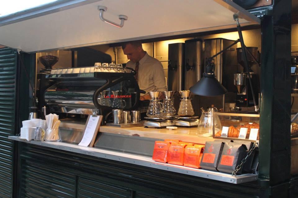 Red Bean Coffee Roasters Food Truck