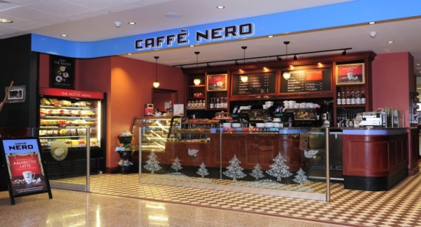 Caffe Nero to open new shops in Heathrow