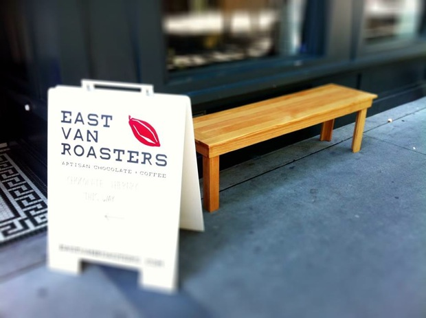 east van roasters helps women in Vancouver