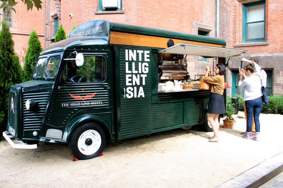 First Look Intelligentsia Opens New York Bar Inside