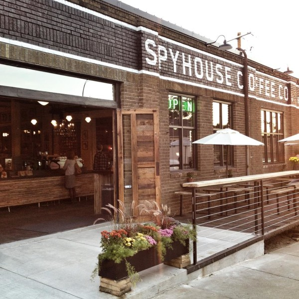 Spyhouse coffee opens roastery and bar on Broadway
