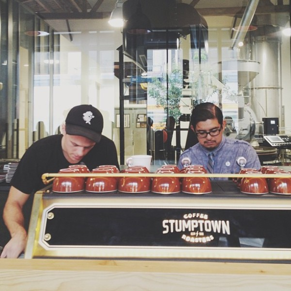 First Look: Stumptown Opens Downtown L.A. Roastery and Bar