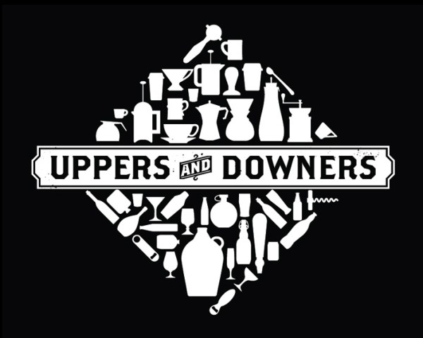 uppers and downers to explore coffee and beer