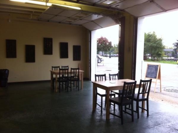 Inside Hansa in Libertyville