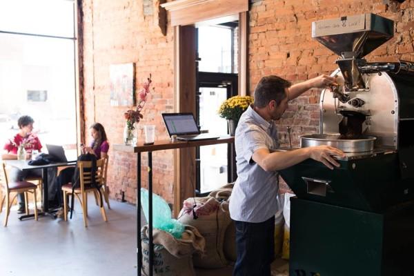 carabello coffee opens in Newport